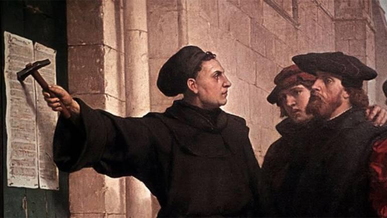 Lettere su Lutero e sulla riforma della Chiesa